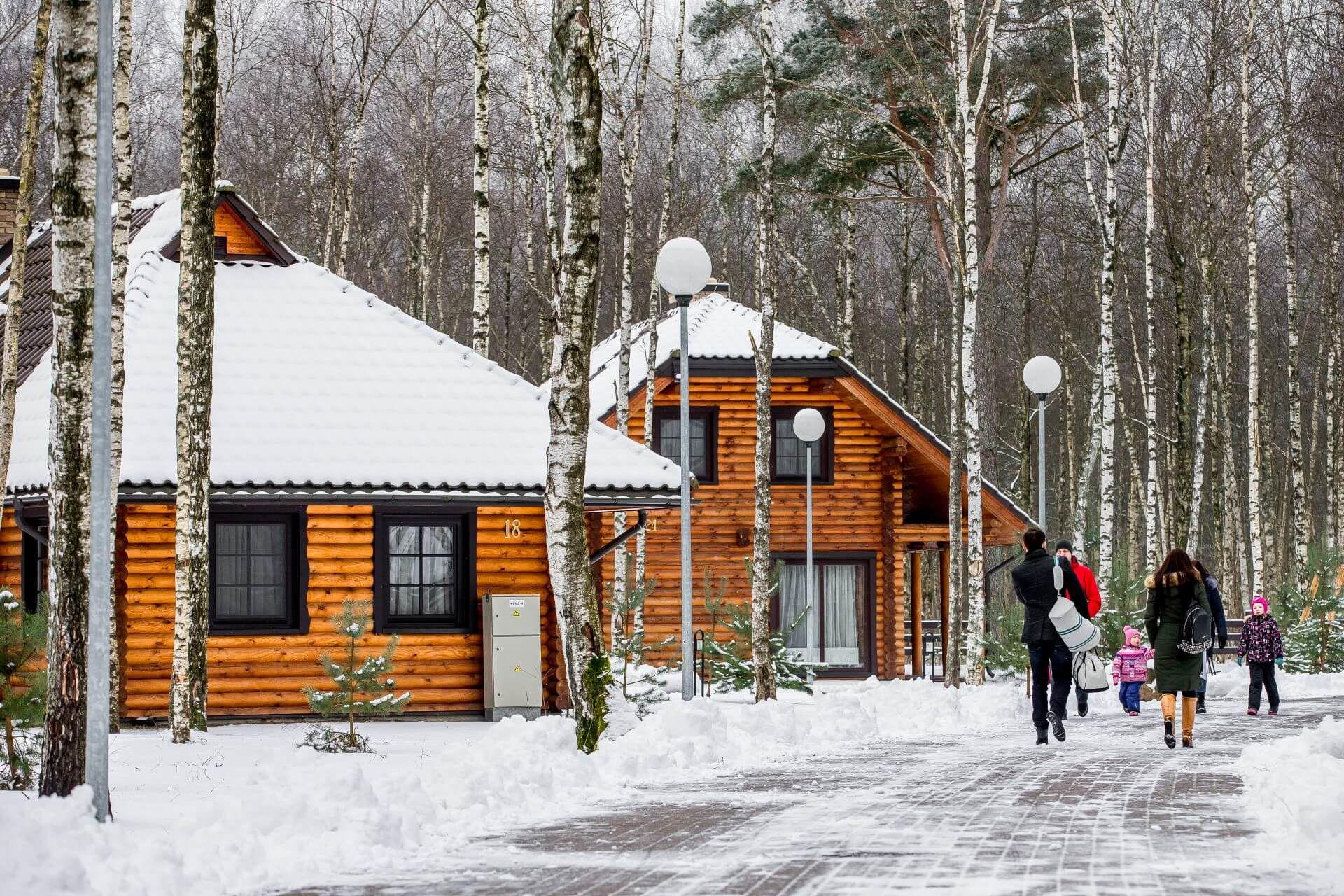 Atostogos žiemą