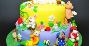 Gimtadienio tortai