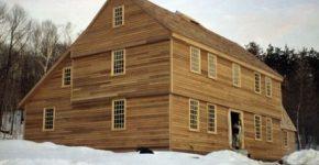 karkasiniai namai