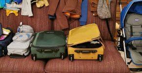 Pakuojamės lagaminus atostogoms