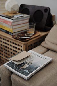 Žurnalinis staliukas
