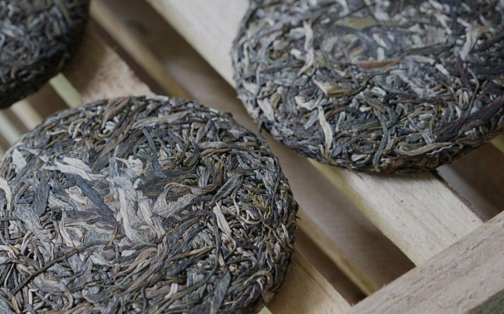 Pu-erh arbata
